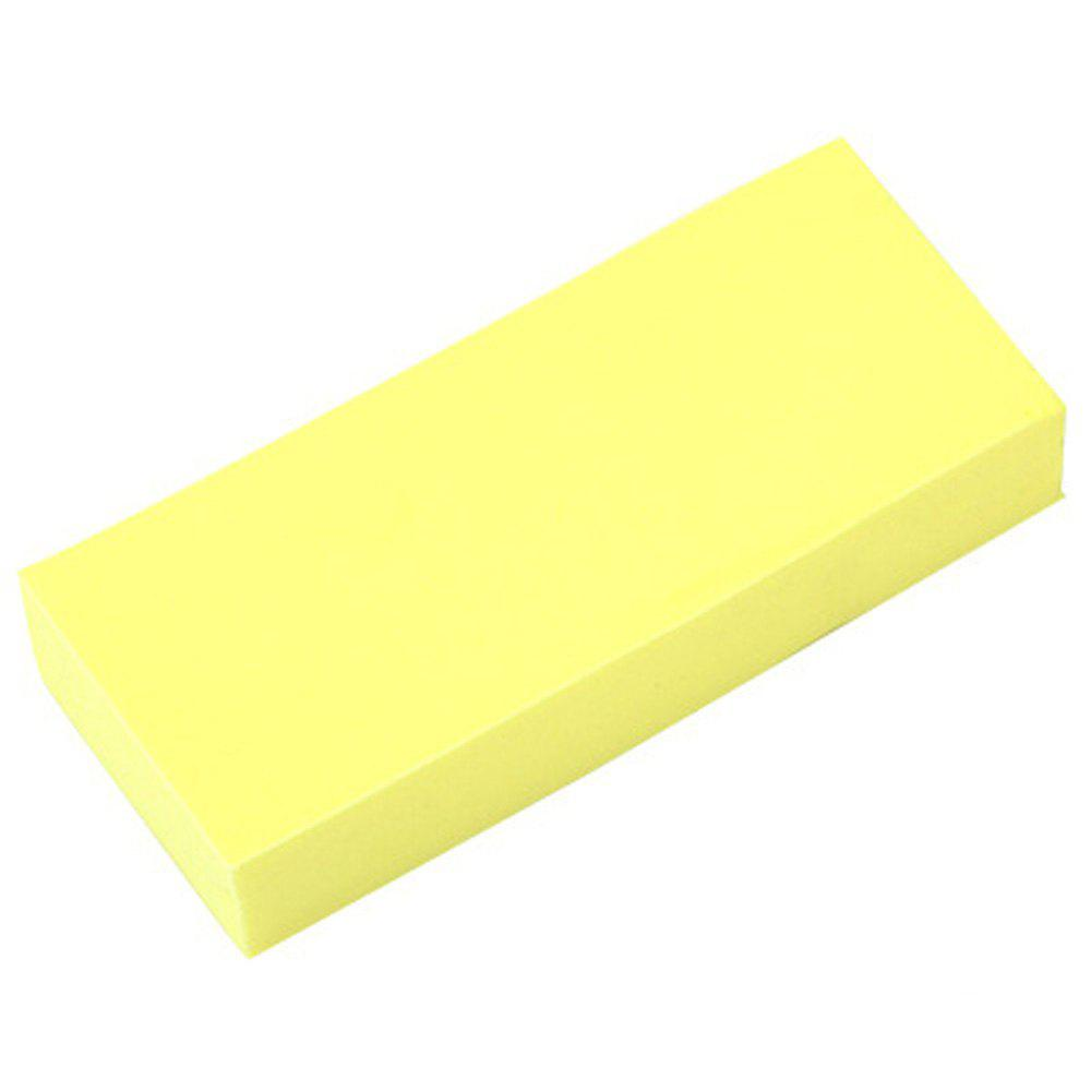Soft Bath Sponge Gentle Soothing Body for Clean 1PC - CORN YELLOW