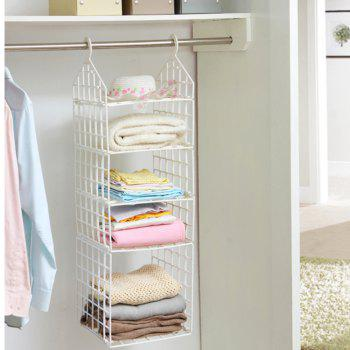 DIY Free Combination Wardrobe Storage Rack -