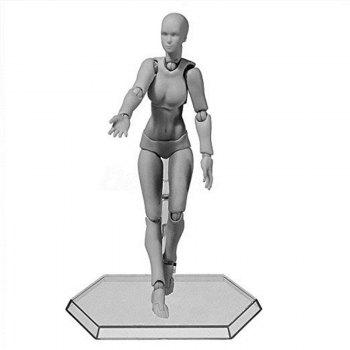 13cm Toy Action Figure Doll - GRAY