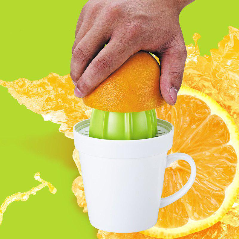 Portable Juice Extractor with Cup Squeeze Make Orange Jucie for Picnic juicers portable juicer mini family multi purpose juice machine students juicing cup