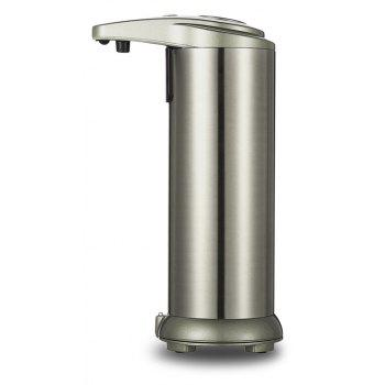 Automatic Touchless Stainless Steel Auto-soap Dispenser with Waterproof Base - GOLD