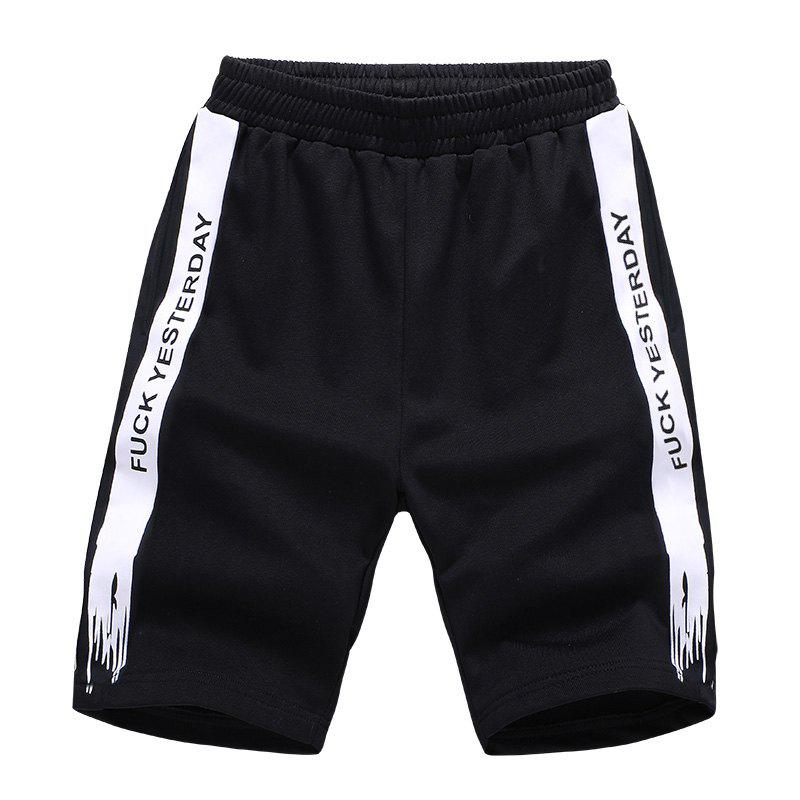 Men's Students' Summer Leisure Sports Shorts 2017 new pattern small children s garment baby twinset summer motion leisure time digital vest shorts basketball suit