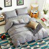 Bedding Boutiques Aloe Cotton Four Sets - GRAY EURO KING