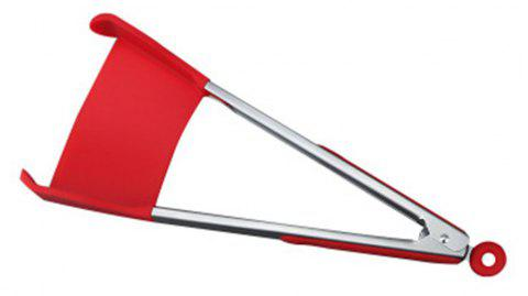 Smart Integrated Function Pan Special Clip Shovel - LAVA RED