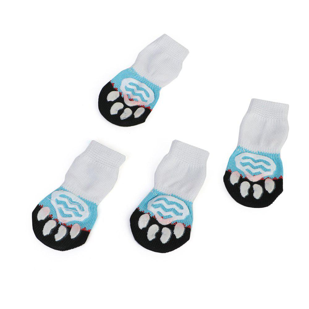 Pet Dog Shoe Cat Cotton Socks free shipping new version bs 2400 2200w low noise per dryer pet blower with eu plug dog cat variable speed dryer pet grooming