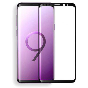 Mr.northjoe 3D Curved Tempered Glass for Samsung Galaxy S9 - BLACK