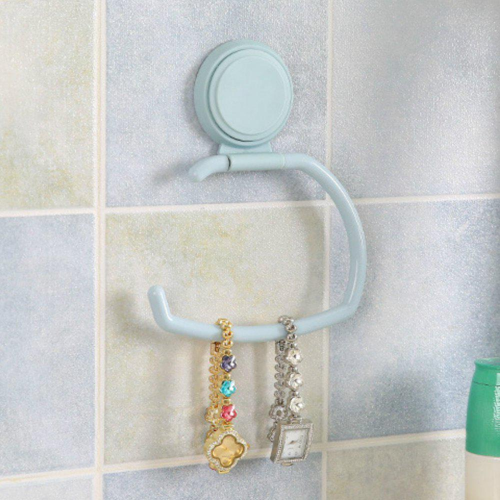 Wall Hanger Suction Cup Towel Shelf Toilet towel bars 60cm double rails antique brass wall shelves towel holder bath shelf hanger bathroom accessories towel rack 3711f