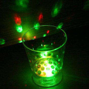 Colorful Luminous Creative Cup - WHITE