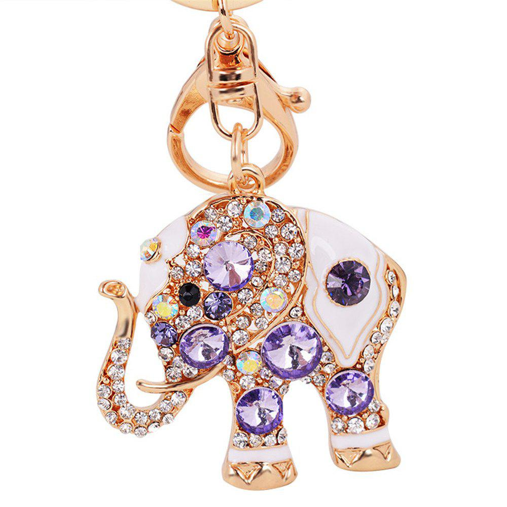 Wall Dreams Elephant In Festival Ornaments Dcor Mural Art Good Luck Floral Design Indian Man