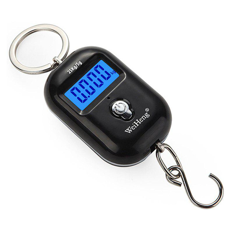 WH-A21 25KG/5G Portable Mini Pocket Digital Electronic Luggage Scale