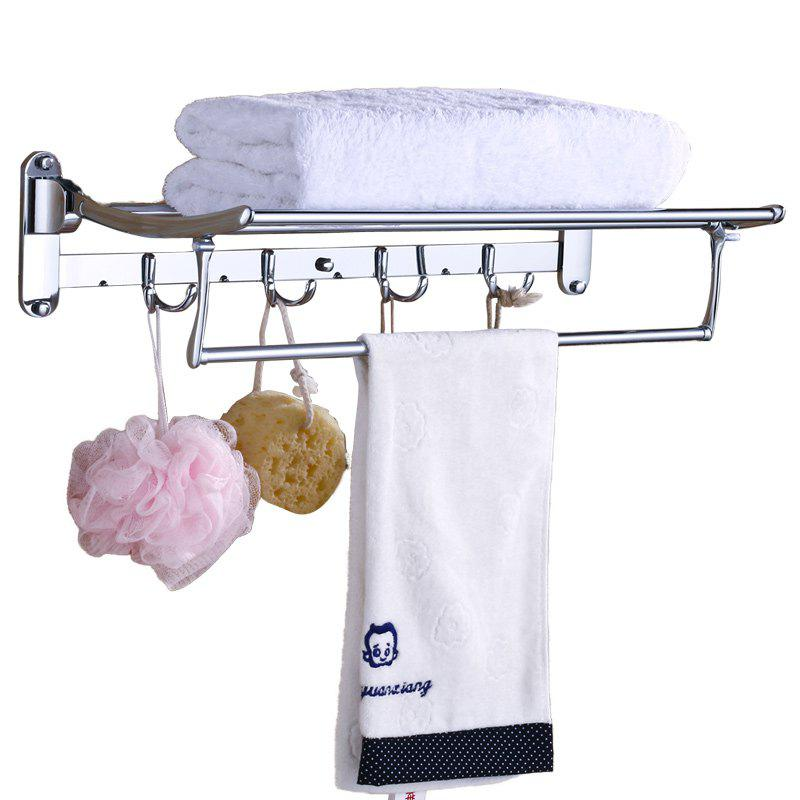 Bathroom Storage Rack Stainless Steel Collapsible Towel Hanger ceramic oil rubbed bronze crystal hanger towel rack holder single towel bar new