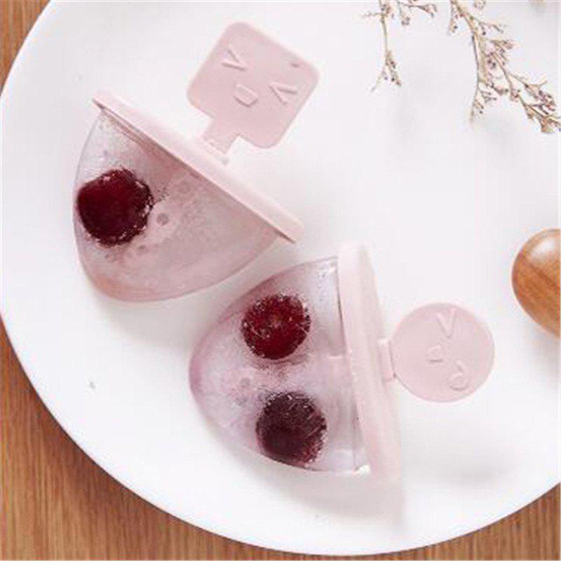 Creative DIY Six - Block Ice Cream Bar Mold creative diy ice cream maker