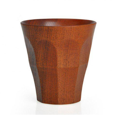 Creative Natural Wooden Cup Tea Cup - WOOD