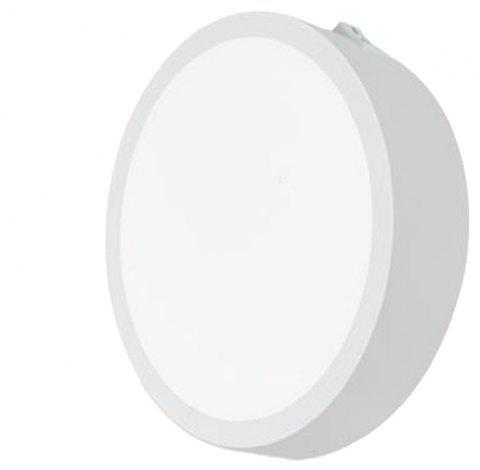 Simple Style Remote Control Plug LED Small Night Light - WARM WHITE
