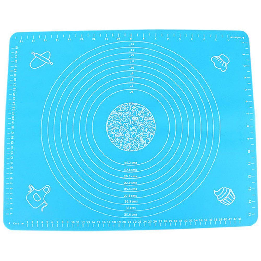 2018 Blue Large Silicone Console Pad BUTTERFLY BLUE In Other Kitchen ...