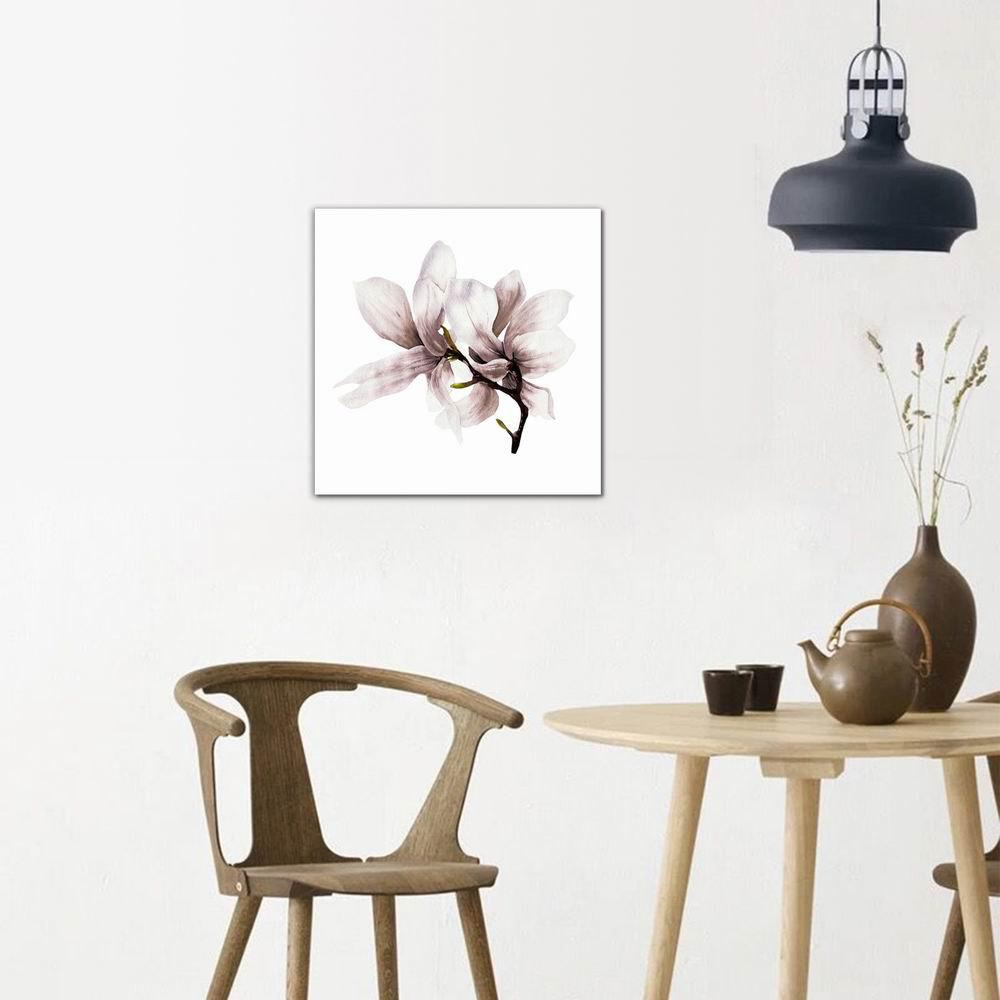 Фото W224 Flowers Frameless Wall Art Canvas Prints for Home Decorations family wall quote removable wall stickers home decal art mural