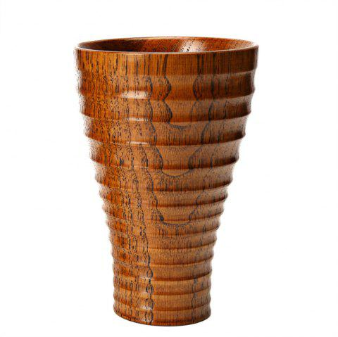 Environment Friendly Wooden High Tea Cup - WOOD