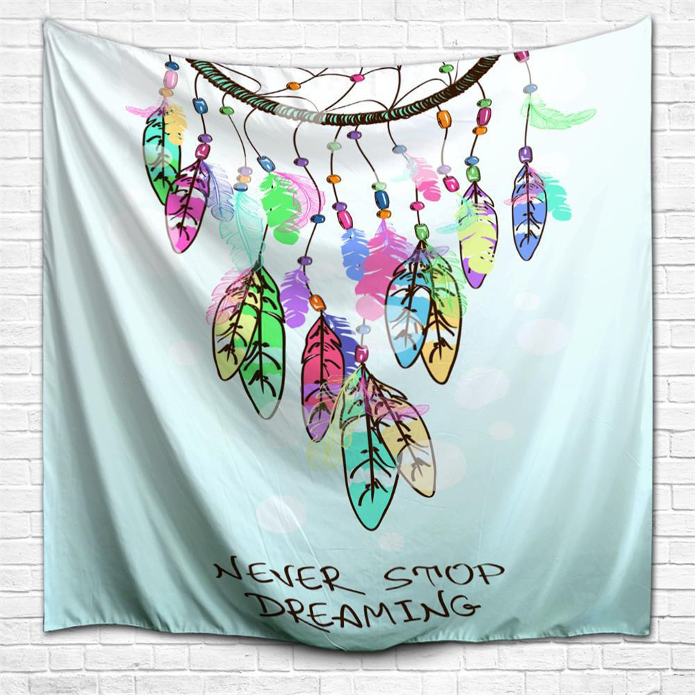 Dreamcatcher 3D Printing Home Wall Hanging Tapestry for Decoration space shark 3d printing home wall hanging tapestry for decoration
