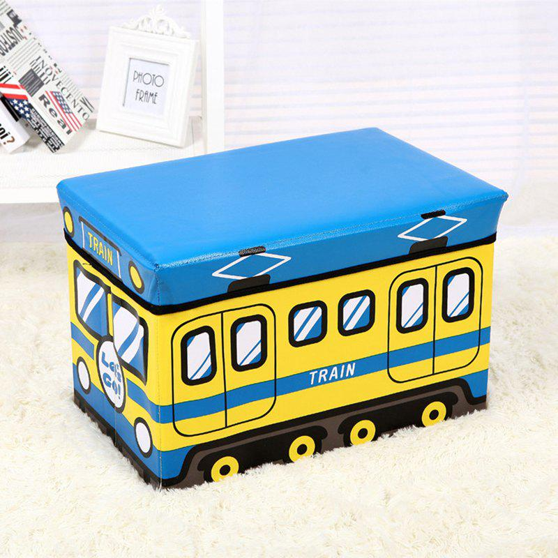 Фото - Cartoon Large Capacity Children'S Toy Storage Box Can Sit Stool ladsoul 2018 women multifunction makeup organizer bag cosmetic bags large travel storage make up wash lm2136 g