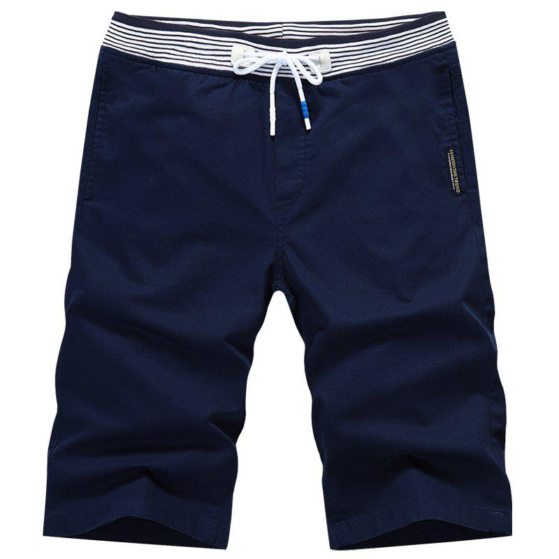 Men New Five Point Casual Pants