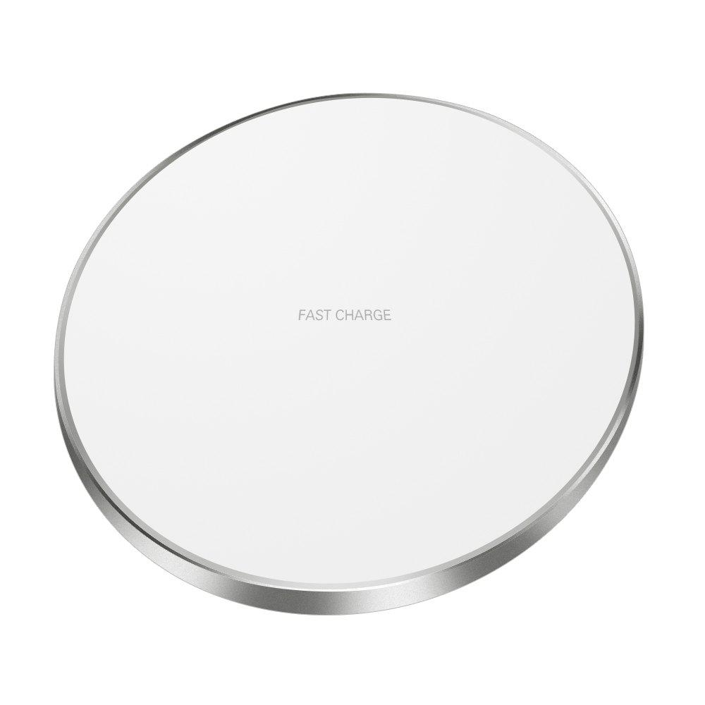 GY-68 Ultra-thin Fast Wireless Phone Charger - PLATINUM 1PC