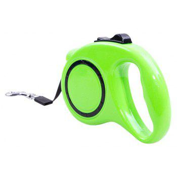 3m Traction Belt with Automatic Telescopic Rope Portable Pet Dog Supplies - MINT GREEN