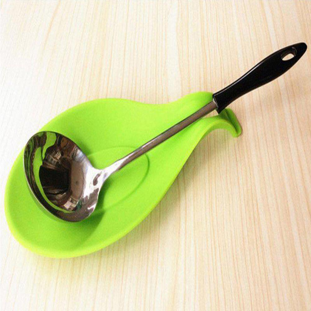 Kitchen Heat Resistant Silicone Spoon Insulation Mat