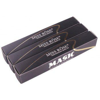 7402-030H MISS ROSE Double Eyeliner Liquid -