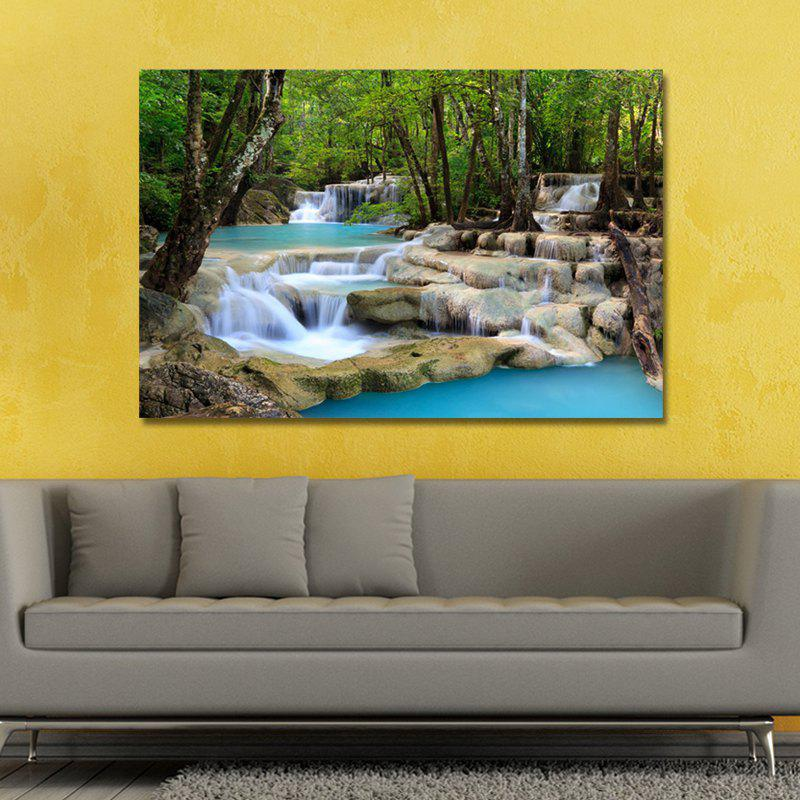 1-12 (5) Photography Mountain Stream Scenery Print Art