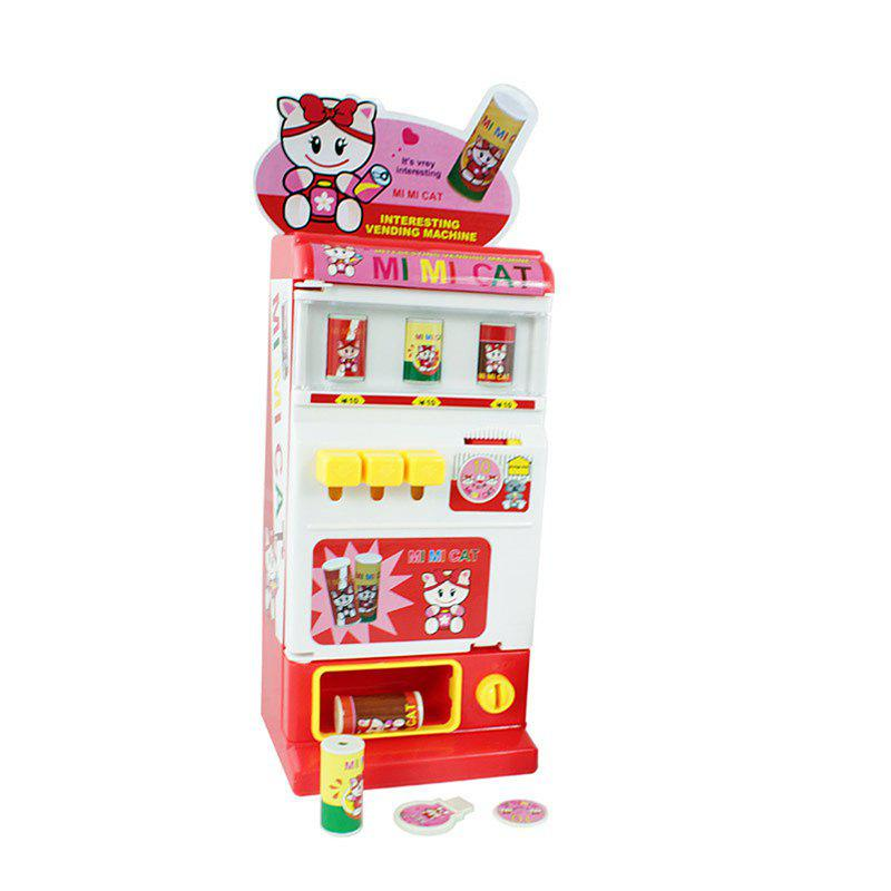 New Vending Machine Do-it-yourself Educational Toys вранье