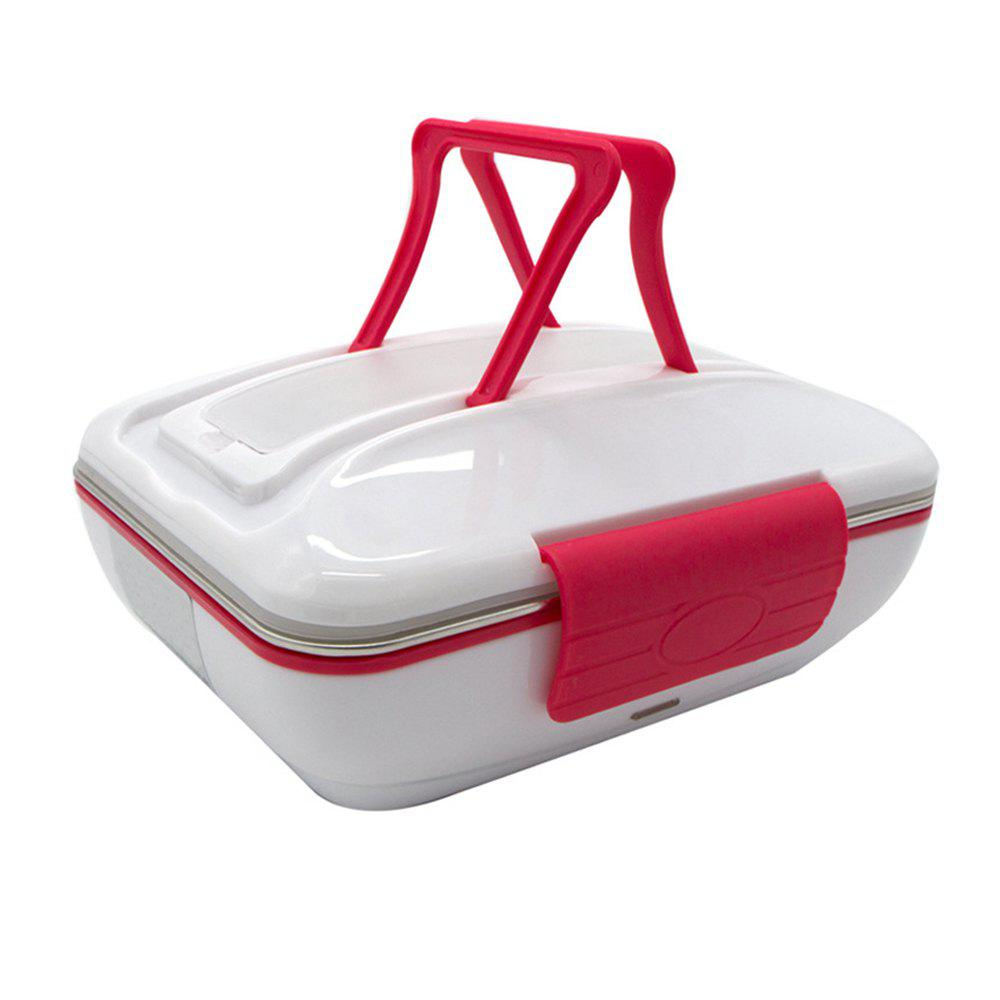 Multifunctional Portable Electric Heating Lunch Box jiqi 250w portable electric juicing machine multifunctional household mini juicer 3 colos red pink black