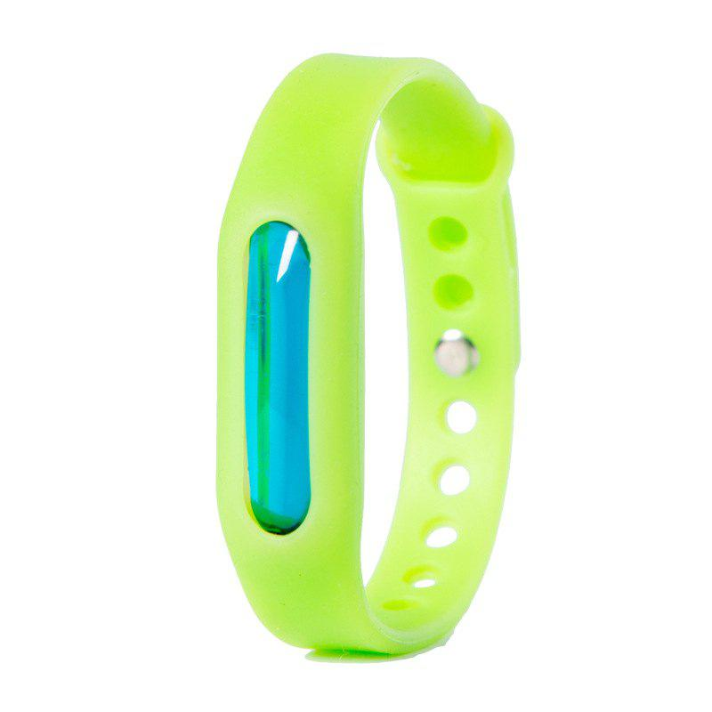 Anti Mosquito Insect Bracelet - GREEN YELLOW