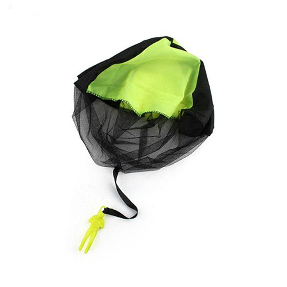 Hand Throwing Parachute Toy for Children wheel throwing
