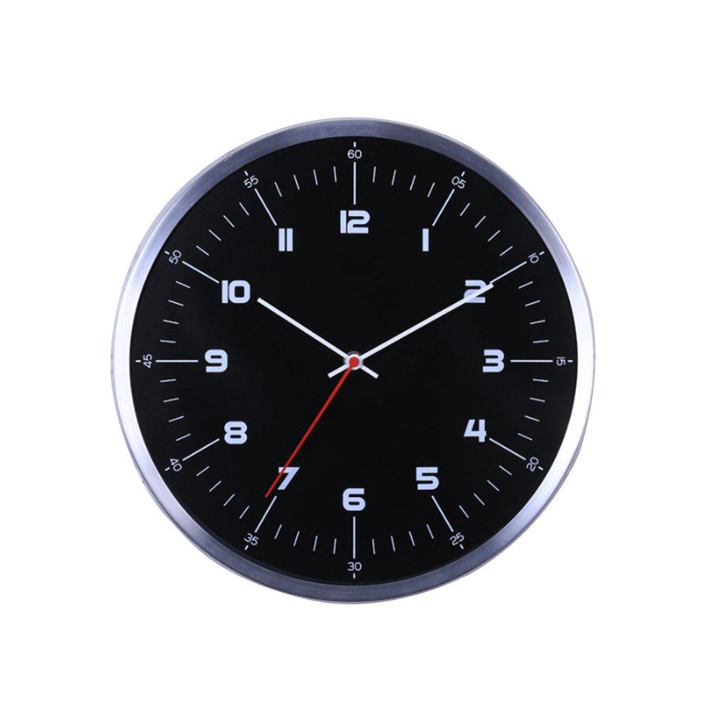 Home Multifunctional Creative Simple Fashion Wall Clock creative mathematical symbol wall clock white black 1 x aa