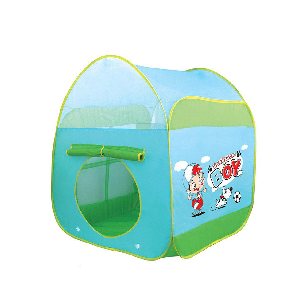 Childrens Play Ocean Ball Pool Toy House foldable baby playing house toys storage tents pool tube teepee 3pcs pop up children play tunnel tent kid ocean ball toy 985 q40