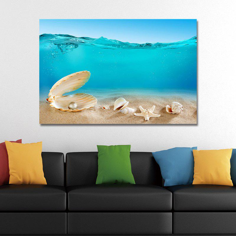1-30 (1) Seashore Beach Scenery Print Art seashore