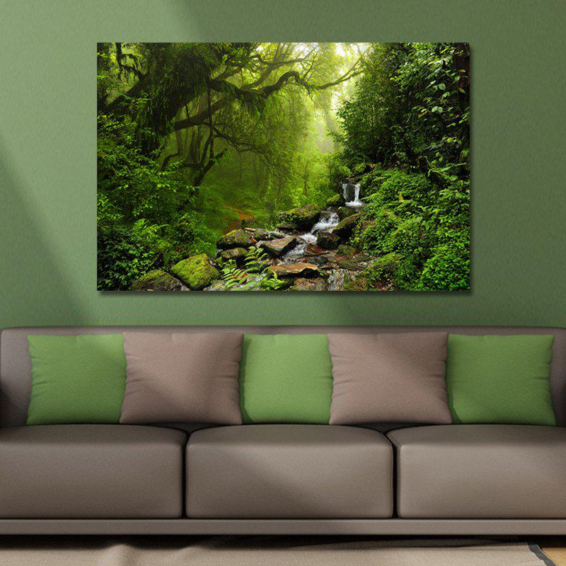 38668819_xl Photography A Brook in The Forest Print Art купить в Москве 2019