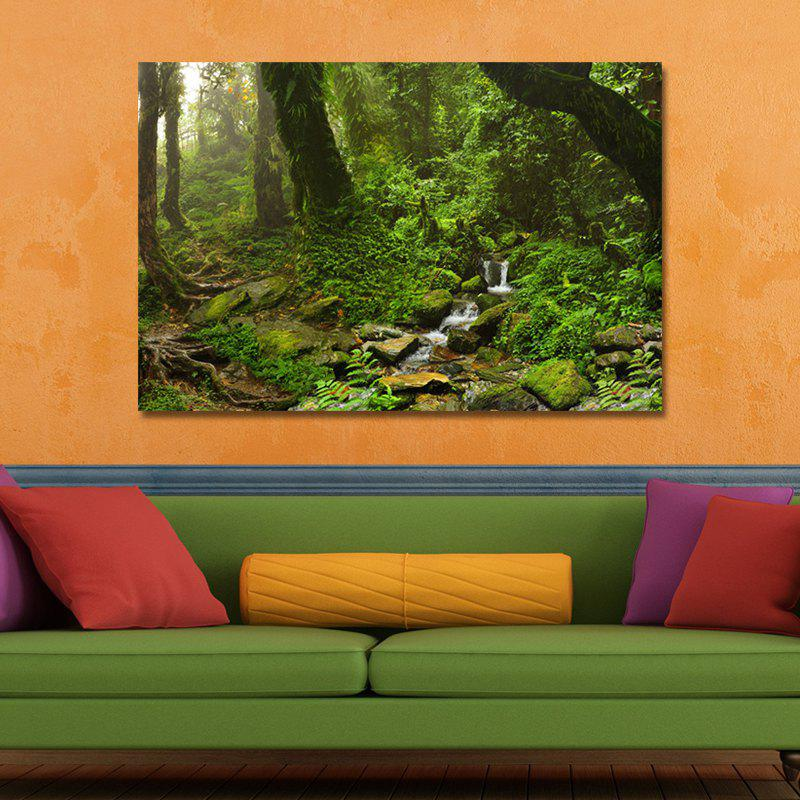 38668866_xl Photography A Brook in The Forest Print Art купить в Москве 2019