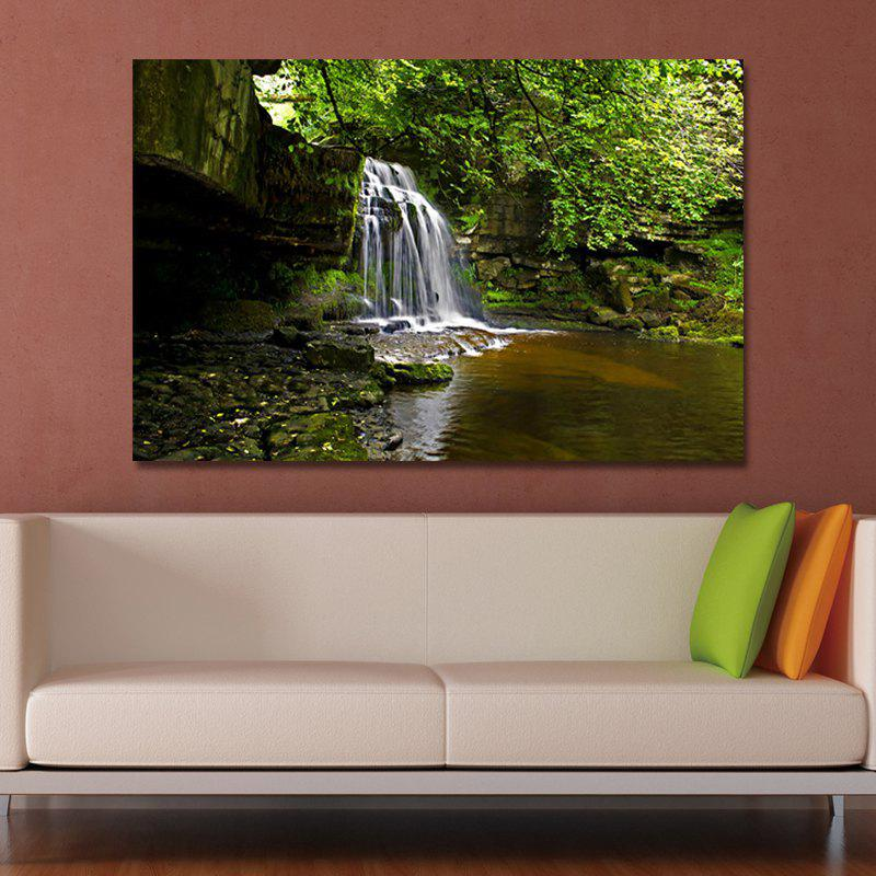 WPM6EYDH Photography A River in the Forest Print Art купить в Москве 2019