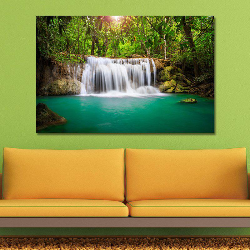 WPRU44V6 Photography A River in the Forest Print Art купить в Москве 2019