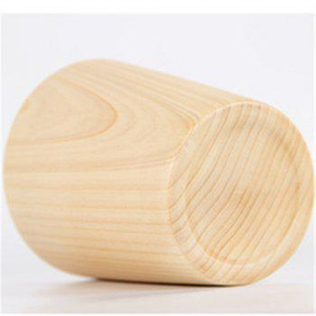 Creative Solid Wood Milk Cup - WOOD
