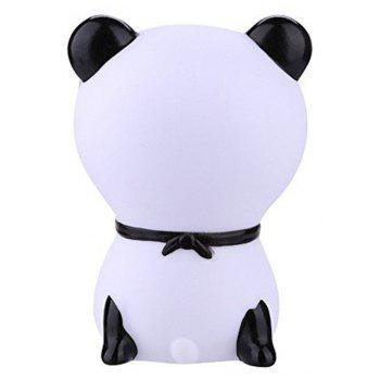 Squeeze Little Bear Novelty Out Eyes Stress Vent Toys - WHITE
