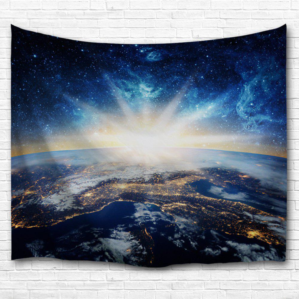 Space Star 3D Printing Home Wall Hanging Tapestry for Decoration