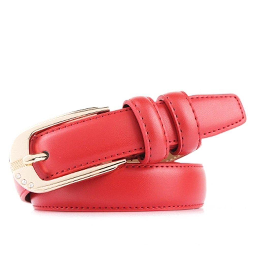 Fashion Casual Leather Wild Trend Ladies Belt qiaobao 100% genuine leather handbags new network of red explosion ladle ladies bag fashion trend ladies bag