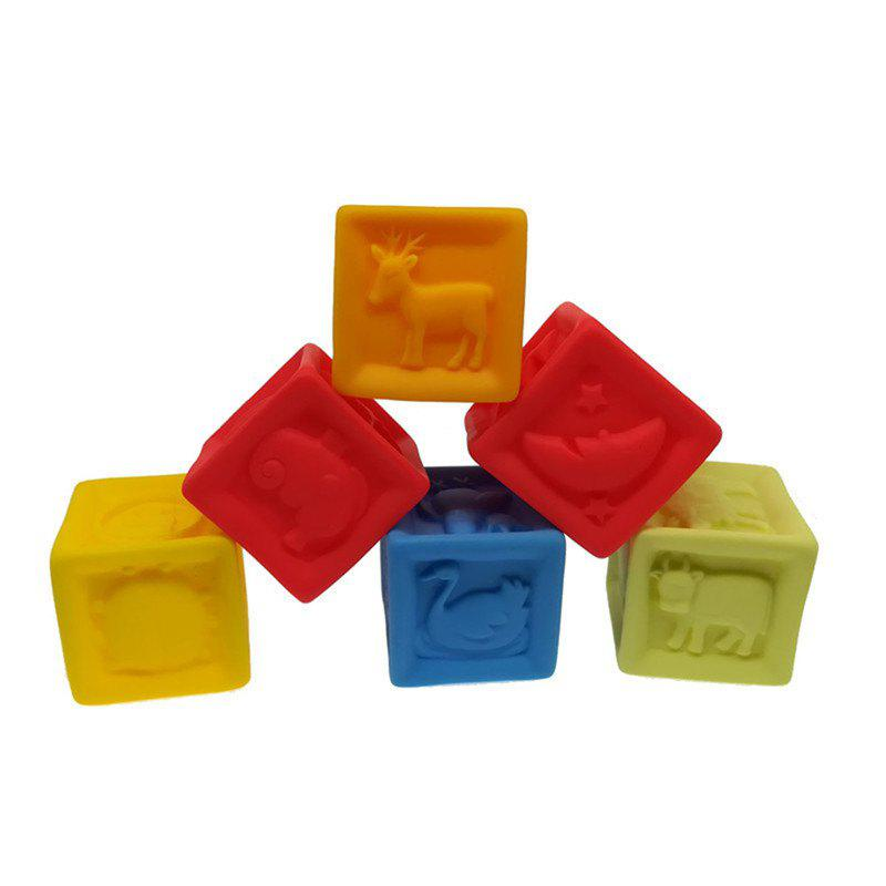 Squeeze and Stack Block Set 6pcs brand new s262dc b32 6pcs set with free dhl ems