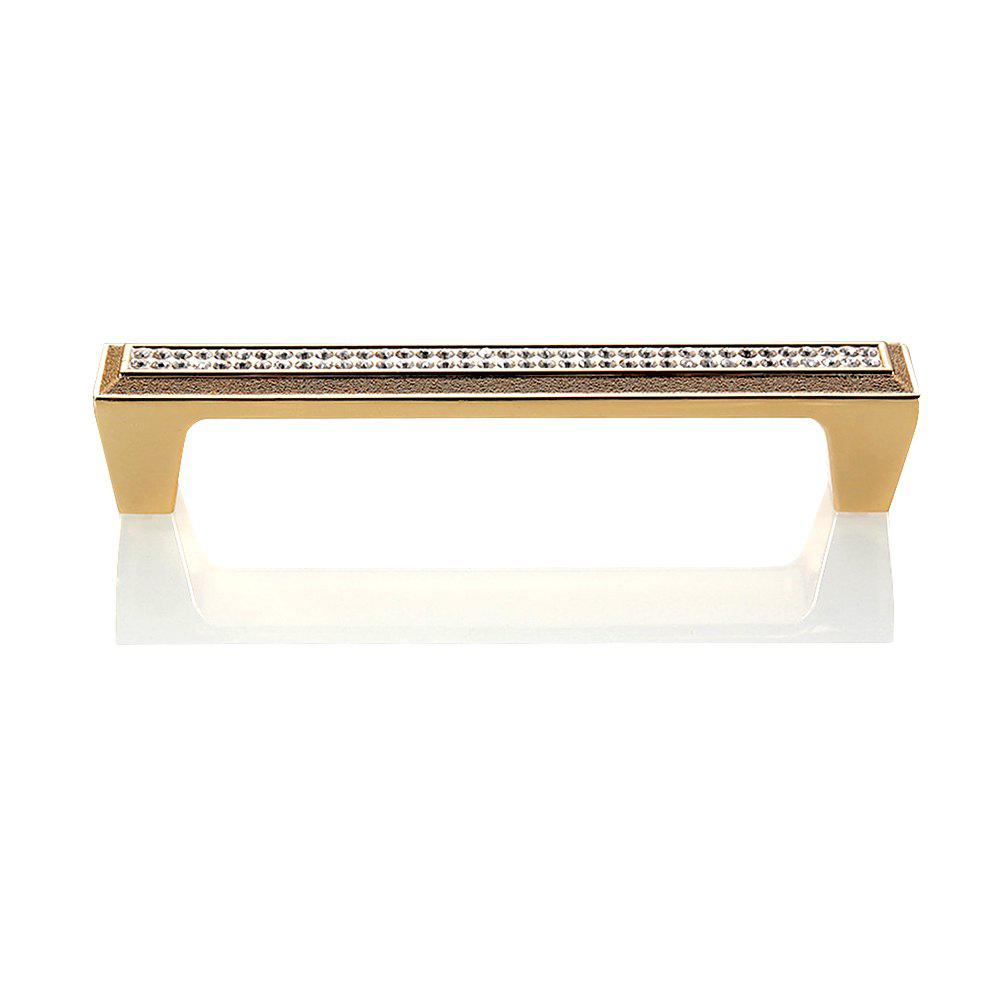 Zinc Alloy Cabinet Hardware Accessories Door Handle length 146mm hole pitch 128mm zinc alloy handle drawer handle antique furniture handle cabinet handle ivory white color