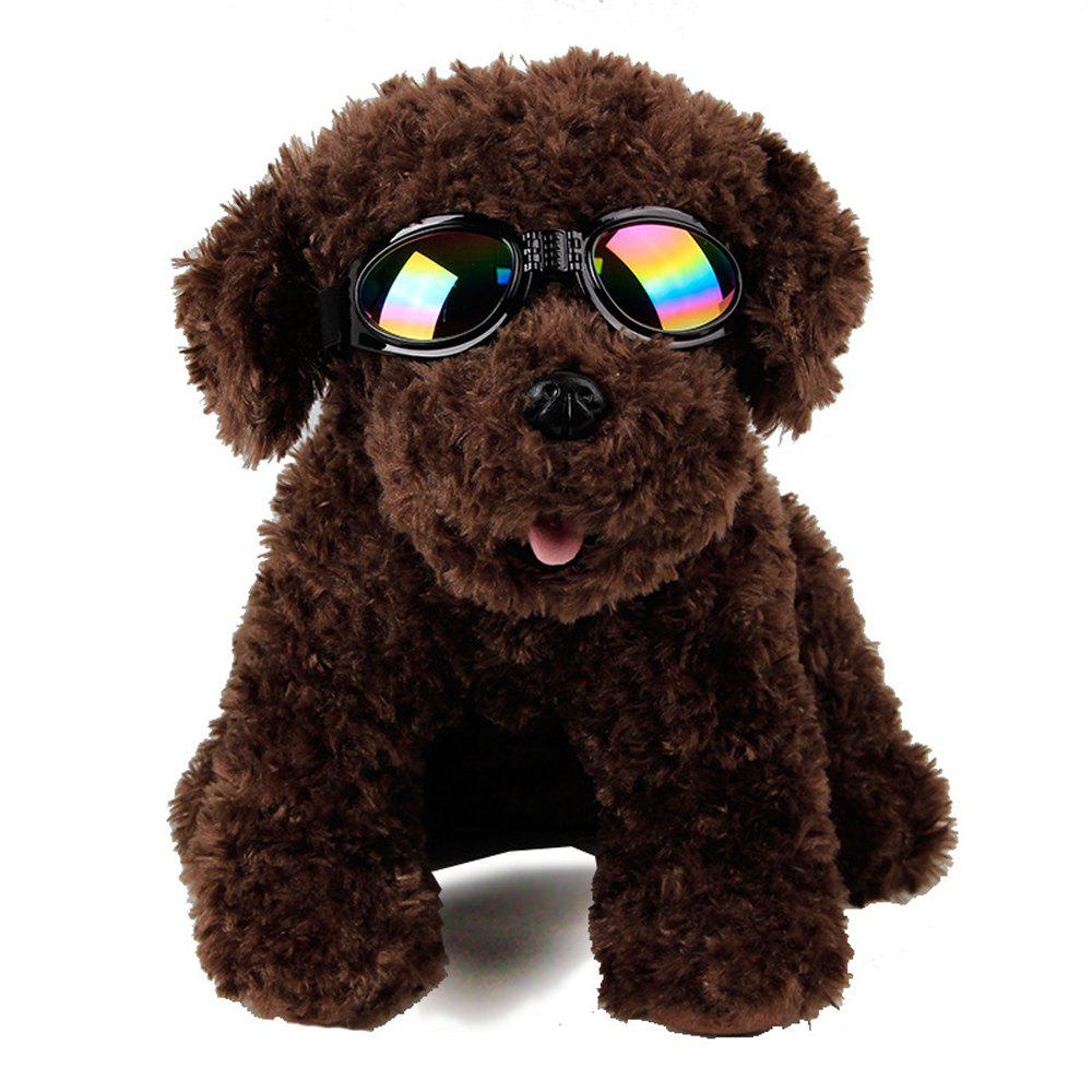 Lovoyager VB042701 Pet Cute Sunglasses - BLACK ONE SIZE