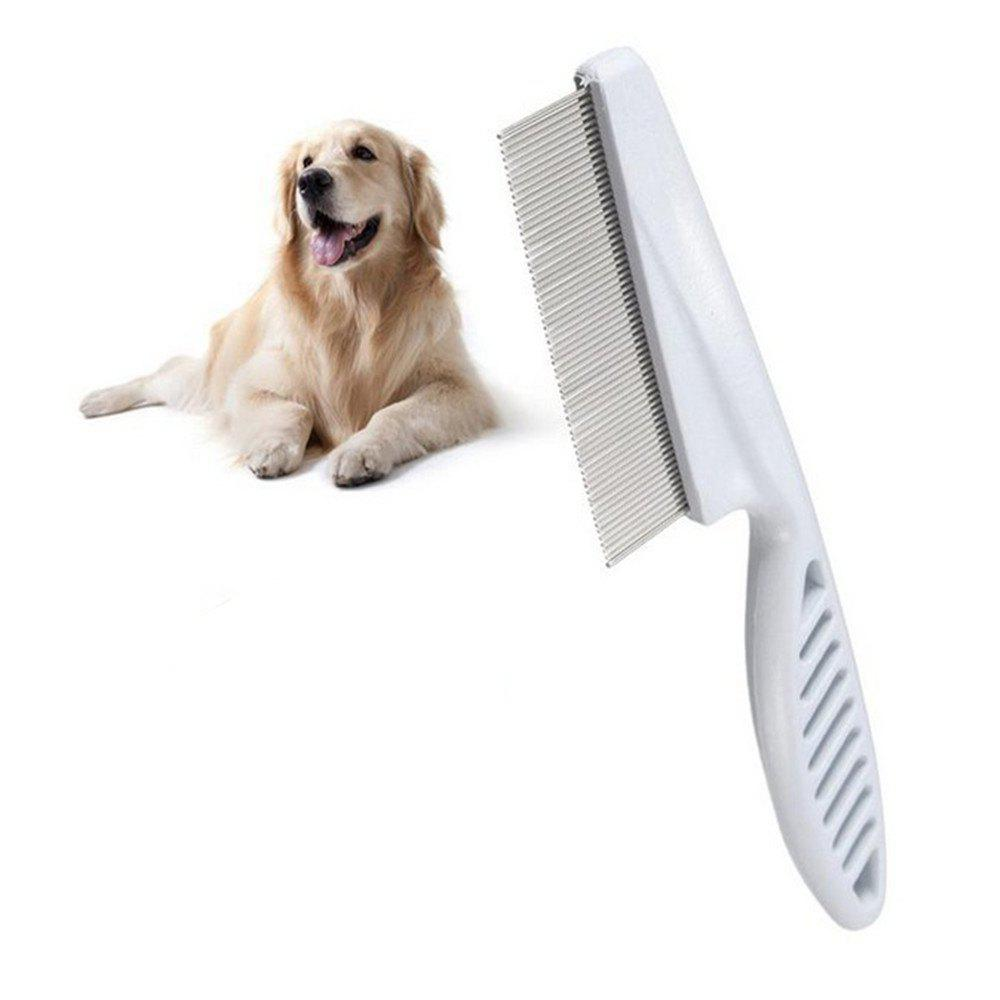 Stainless Steel Needle Pet Dog Cat Remove Fleas Comb 266570301