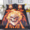 Angry Style  Bedding Duvet Cover Set Digital Print 3pcs - multicolor FULL