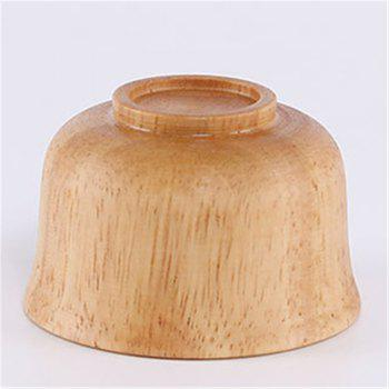 Creative Natural Real Wood Household Cup - WOOD